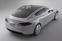 Tesla Model S 5 Tesla Partners Up with Toyota to Develop EVs Acquires NUMMI Plant Photos