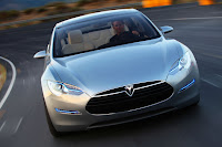 Tesla Model S 14 Tesla Partners Up with Toyota to Develop EVs Acquires NUMMI Plant Photos