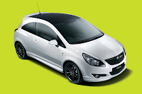 Black & White Limited Edition Part II Vauxhall Corsa Photos