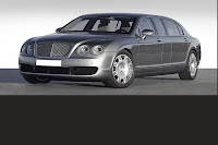 Bentley Continental Flying Spur Limousine Xenatec Shows Off its Dream Cars Bentley SUV BMW 6 Series Sedan and More Photos