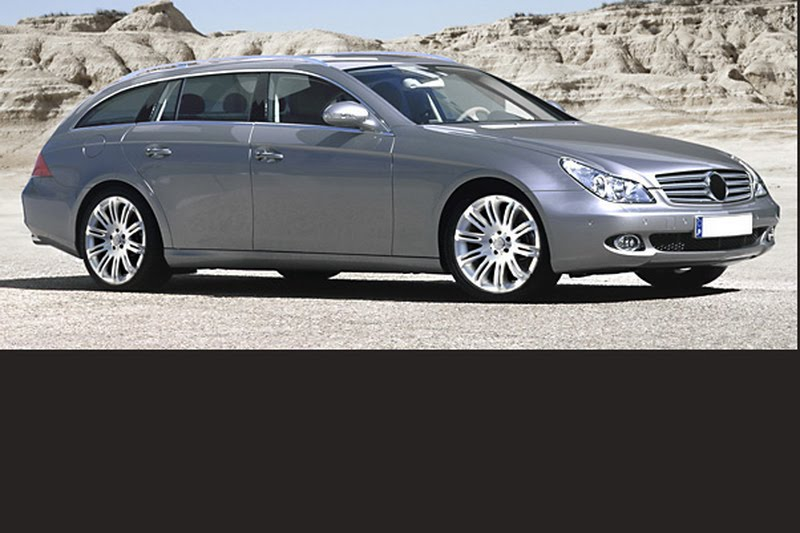 Xenatec shows off its dream cars bentley suv bmw 6 for Mercedes benz cls series