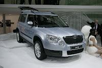 Skoda Yeti SUV 3 Skodas Yeti Compact SUV with 4x4 finally revealed