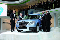 Skoda Yeti SUV 6 Skodas Yeti Compact SUV with 4x4 finally revealed