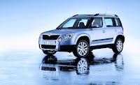 Skoda Yeti SUV 8 Skodas Yeti Compact SUV with 4x4 finally revealed