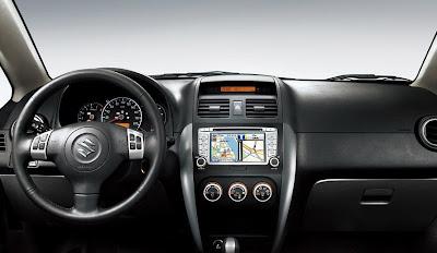 2010 Suzuki SX4 9 2010 Suzuki SX4 and SX4 Sedan Facelift Revealed in China