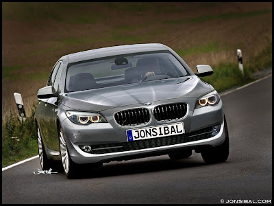 of 2010 BMW 5-Series