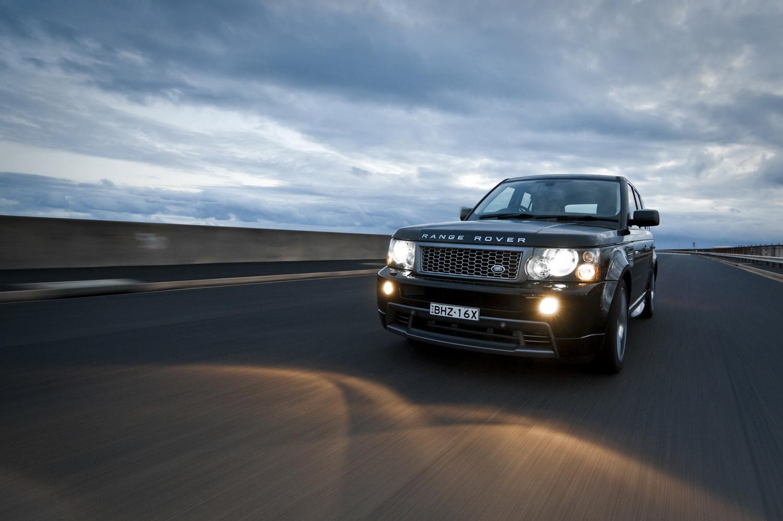 Range Rover Sport Stormer 2 Land Rover Offers Aussies Stormer Kit for Range Rover Sport