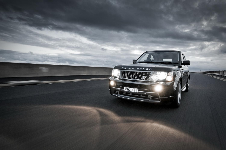 Range Rover Sport Stormer 1 Land Rover Offers Aussies Stormer Kit for Range Rover Sport