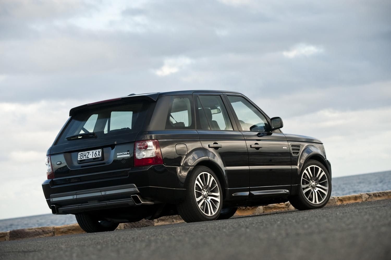 Range Rover Sport Stormer 4 Land Rover Offers Aussies Stormer Kit for Range Rover Sport