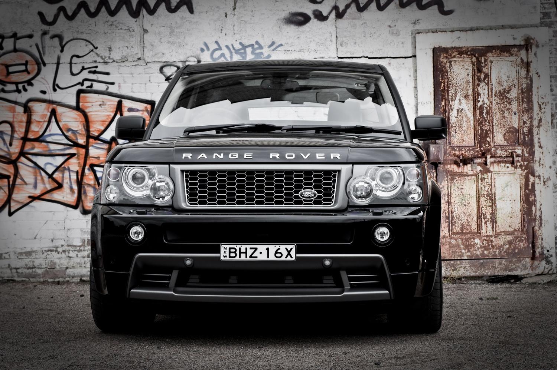 Range Rover Sport Stormer 5 Land Rover Offers Aussies Stormer Kit for Range Rover Sport