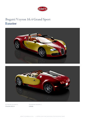Bugatti C 1 Bugatti Veyron 16.4 Car Configurator Photos