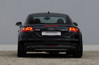 MTM Audi TT S 4 MTM Turns the Audi TT S into an RS Hunter Photos Images