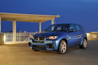 2010 BMW X5M and X6M