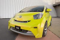 Scion iQ Concept Five Axis  Carscoop