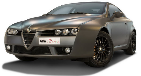 Alfa Brera Italia Independent 001 Alfa Romeo Brera Italian Independent Goes on Sale in Germany Photos