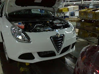 2011 Alfa Romeo Milano Giullietta 5 Alfa Romeo Milano / Giulietta Uncovered: Will Be Available with Five Engines Including a 235HP 1.7 Liter Turbo Photos