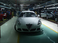 2011 Alfa Romeo Milano Giullietta 7 Alfa Romeo Milano / Giulietta Uncovered: Will Be Available with Five Engines Including a 235HP 1.7 Liter Turbo Photos