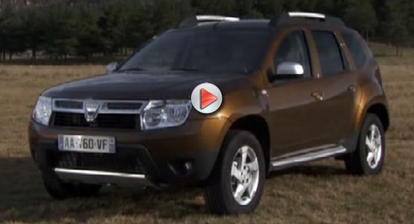 carscoops dacia duster posts. Black Bedroom Furniture Sets. Home Design Ideas