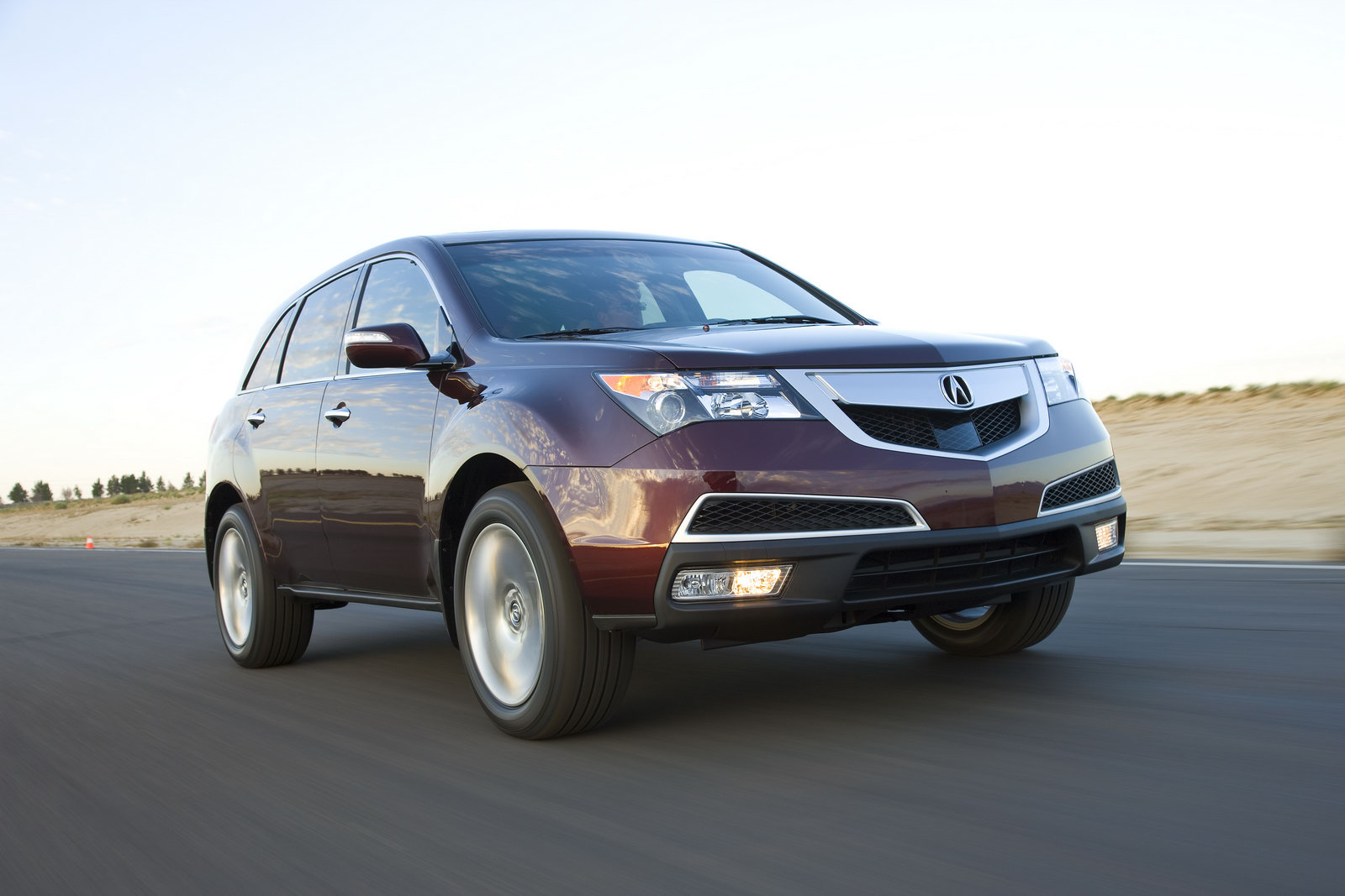 2010 Acura MDX 18 Mildly Facelifted 2010 Acura MDX Priced from $43,040 in the States