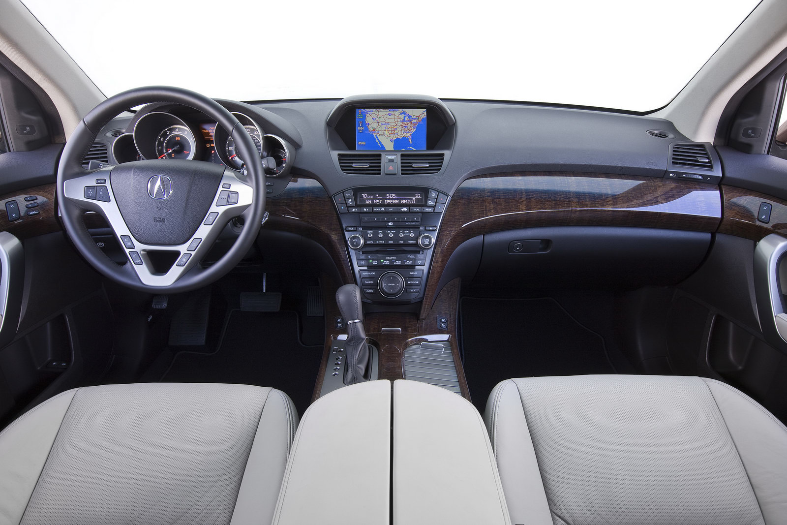 2010 Acura MDX 28 Mildly Facelifted 2010 Acura MDX Priced from $43,040 in the States