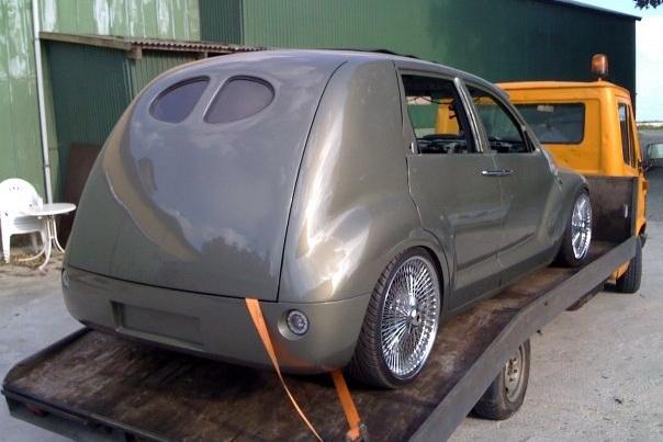 Mostcar123321 Chrysler Groozer Customized Pt Cruiser