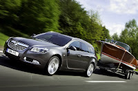 Vauxhall Insignia Sports Tourer 4x4 CDTi 14 Vauxhall Combines 160HP 2.0L Diesel with 4x4 System on Insignia Range   Photos