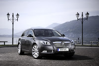 Vauxhall Insignia Sports Tourer 4x4 CDTi 17 Vauxhall Combines 160HP 2.0L Diesel with 4x4 System on Insignia Range   Photos
