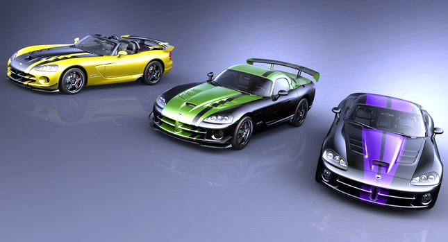2010 Dodge Viper Dealer Special 0 Dodge Creates 50 Special Edition Vipers for VIP Dealers   Photos