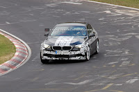2011 BMW M5 6 SPIED 2011 BMW M5 Super Saloon Sheds More Camouflage Photos