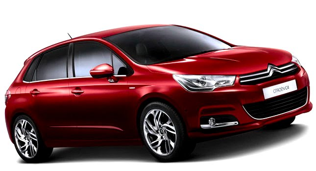 2011 Citroen C4 0 New Citroën C4 Breaks Cover First Official Pictures of Focus Fighter Photos