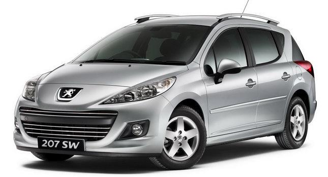 Peugeot 207 Millesim 200 01 Peugeot UK Announces 207 Millesim 200 Special Edition Photos