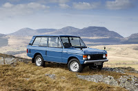 40 Years of the Range Rover in 1:40 Minutes Photos Videos
