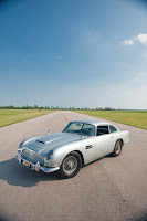 James Bond 1964 Aston Martin DB5 9 James Bonds Original 007 Aston Martin DB5 up for Sale Photos