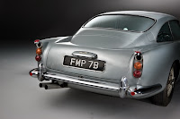 James Bond 1964 Aston Martin DB5 24 James Bonds Original 007 Aston Martin DB5 up for Sale Photos