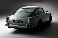 James Bond 1964 Aston Martin DB5 58 James Bonds Original 007 Aston Martin DB5 up for Sale Photos