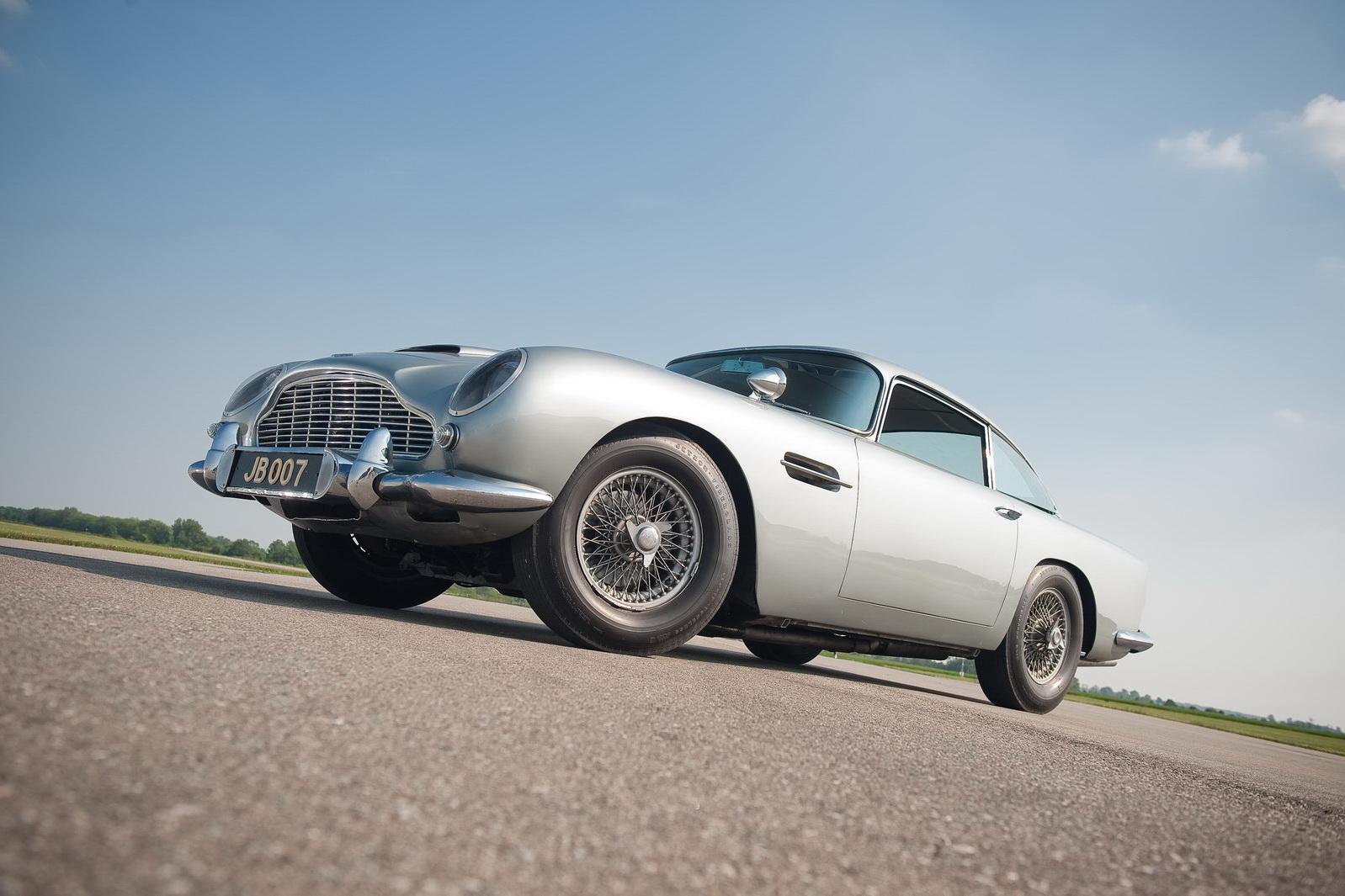 james bond 1964 aston martin db5 109 james bonds original 007 aston. Cars Review. Best American Auto & Cars Review