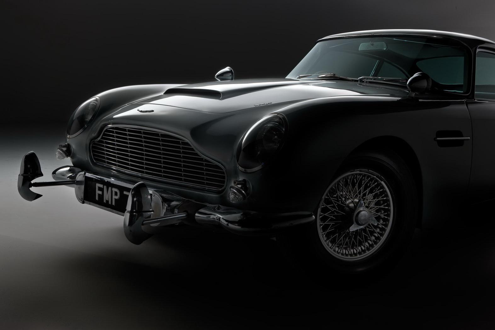 james bond 1964 aston martin db5 116 james bonds original 007 aston. Cars Review. Best American Auto & Cars Review
