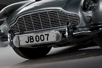 James Bond 1964 Aston Martin DB5 119 James Bonds Original 007 Aston Martin DB5 up for Sale Photos