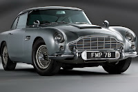 James Bond 1964 Aston Martin DB5 122 James Bonds Original 007 Aston Martin DB5 up for Sale Photos