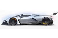Lamborghini Cnossus Concept 35 Lamborghini Cnossus Concept Design  What do you Think Photos Videos