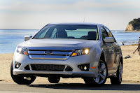 2010 Ford Fusion 2  Ford Fusion and Mercury Milan Probed for Floor Mats After Complaints About Sticky Accelerators Photos