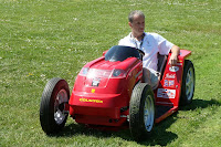 Worlds Fastest Lawnmower Sets New High Speed Record Photos Videos