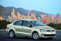 2011 Volkswagen Polo 3 2011 VW Polo Sedan New Photo Gallery Plus Info on India Market Version that that Resurrects Vento Name Photos