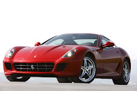 Ferrari 599 22 Ferrari Boss Announces 599 GTB Roadster Special   Photos