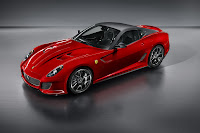 Ferrari 599 15 Ferrari Boss Announces 599 GTB Roadster Special   Photos