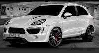 Porsche Cayenne Coupe 0 Coachbuilder Teases Porsche Cayenne Coupe SUV Special Photos