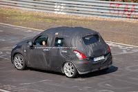 2011 Suzuki Swift 3 New 2011 Suzuki Swift Snagged on Film Could Debut in Paris This Year Photos Videos
