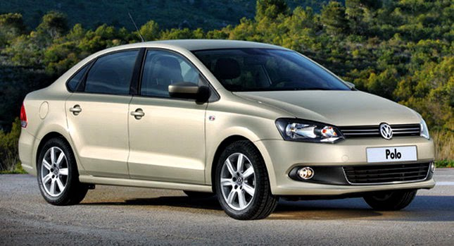 2011 VW Polo Sedan 01 2011 VW Polo Sedan New Photo Gallery Plus Info on India Market Version that that Resurrects Vento Name Photos