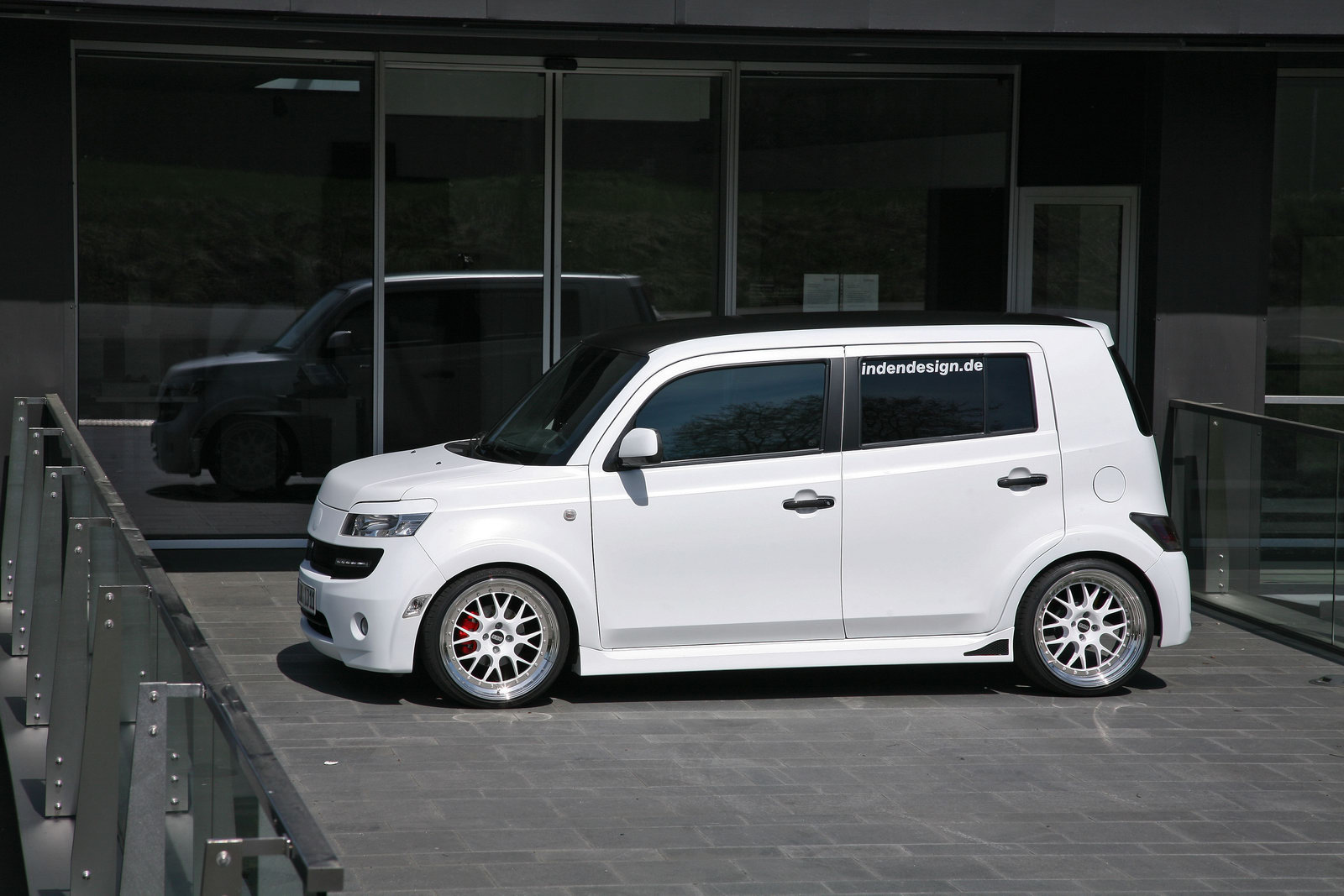 Toyota toyota cube : Daihatsu Materia Icecube by Inden Design: Euro-Tuning for Scion ...