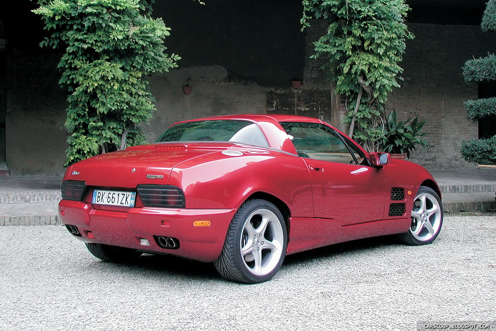 Qvale Mangusta for Sale on eBay American Muscle Italian ...